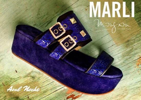 No nos olvidemos del negro que siempre está bueno!! Me encantaron estas de Marignan a tus pies.