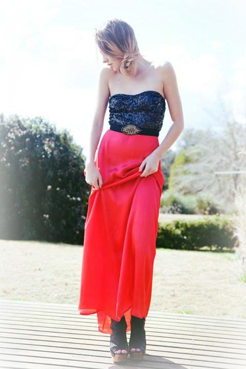 Vestido Kara Espero ansiosa tener la posibilidad de usarlo, definitivamente ¡un fuego!