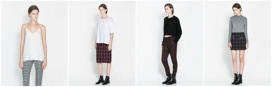 La versión más formal viene por el lado de Zara. ¿Qué tul?