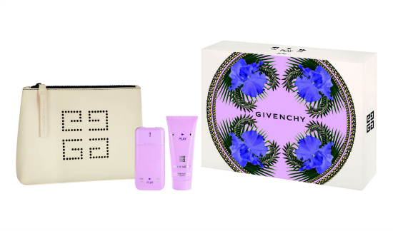 Cofre PLAY FOR HER EDT x 50 ml. de Givenchy