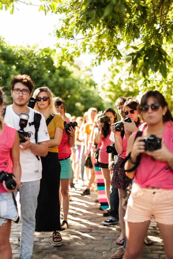 Fotógrafos al poder en el coolhunting de Plored