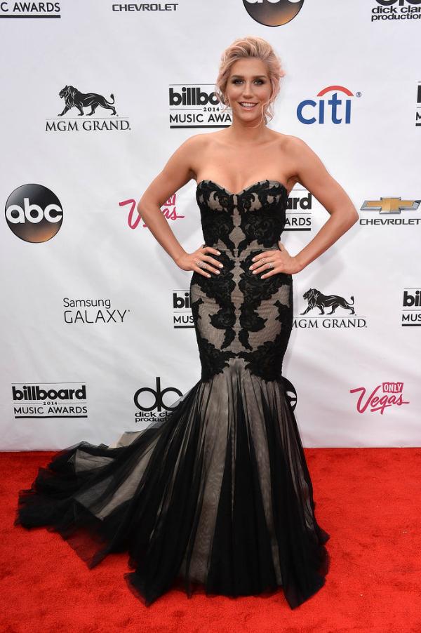 Kesha fue una de las más elegantes.