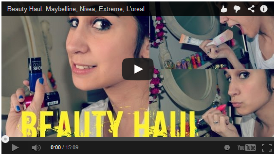 Video_BeautyHaul