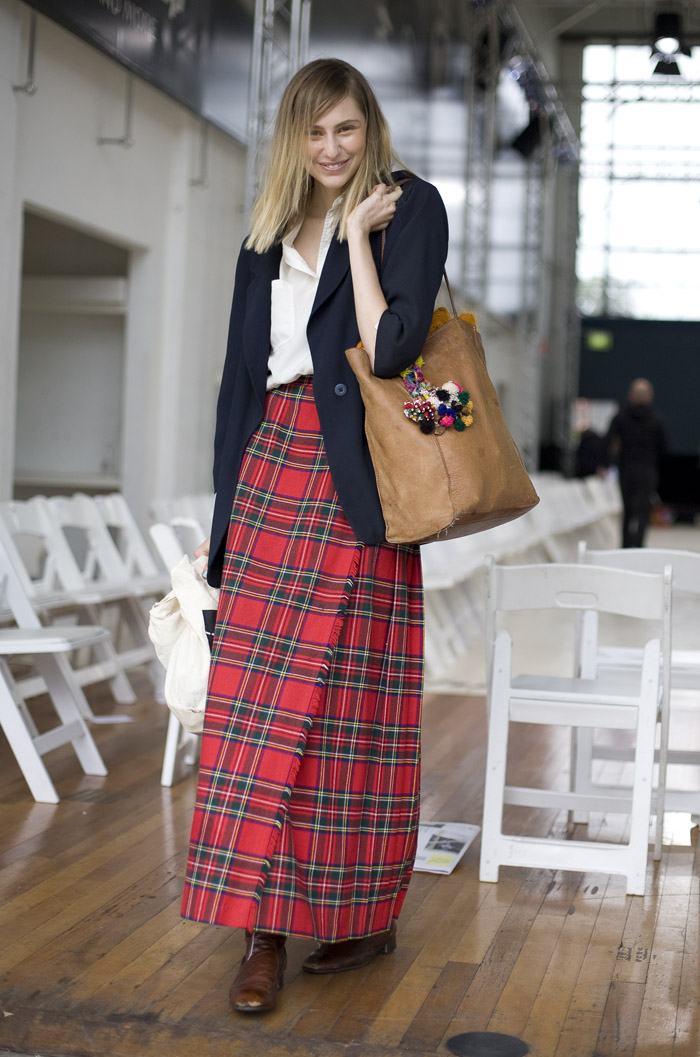 red-plaid-skirt