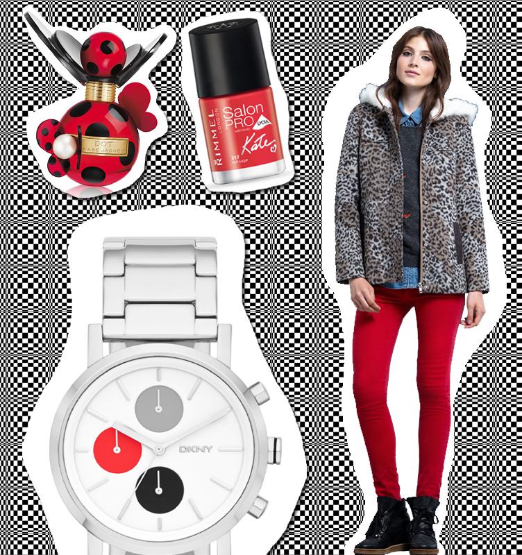 Camisa: Wanama Sweater: Wanama Tapado: Wanama Jeans: Wanama Reloj: DKNY Esmalte: Rimmel Perfume: Dot by Marc Jacobs