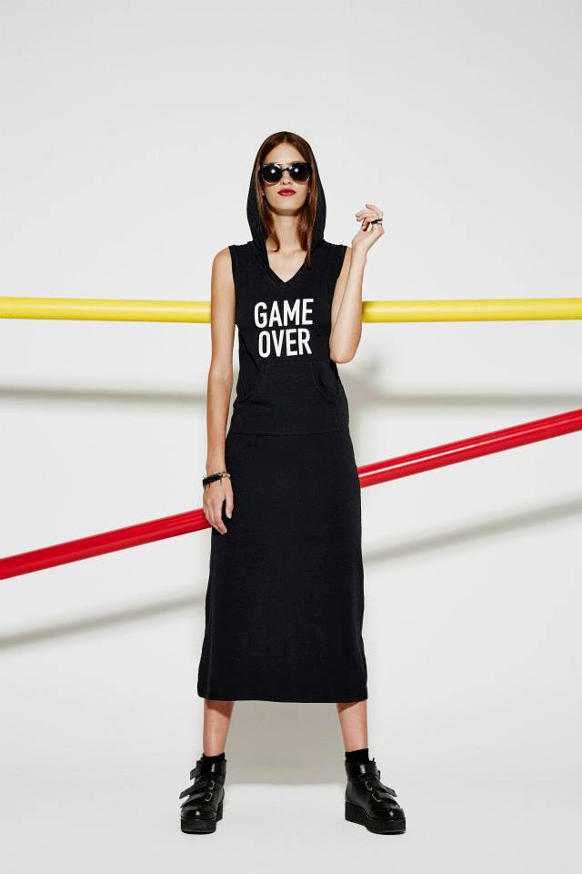 Vestido Game Over