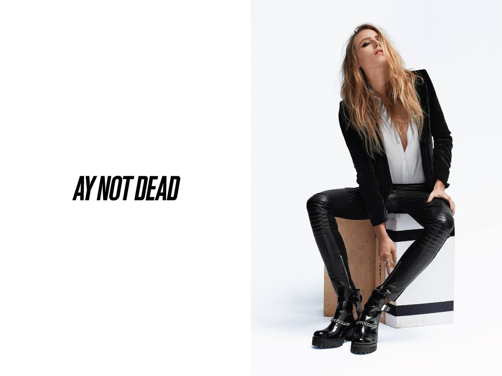 AY not dead va un poco más allá. Promete descuentos de hasta el 60%