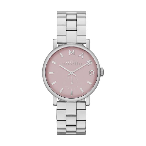 De la nueva línea de Marc by Marc Jacobs este es mi preferido para aquellas que no sean amantes de los relojes gigantes y que quieran algo bien combinable.