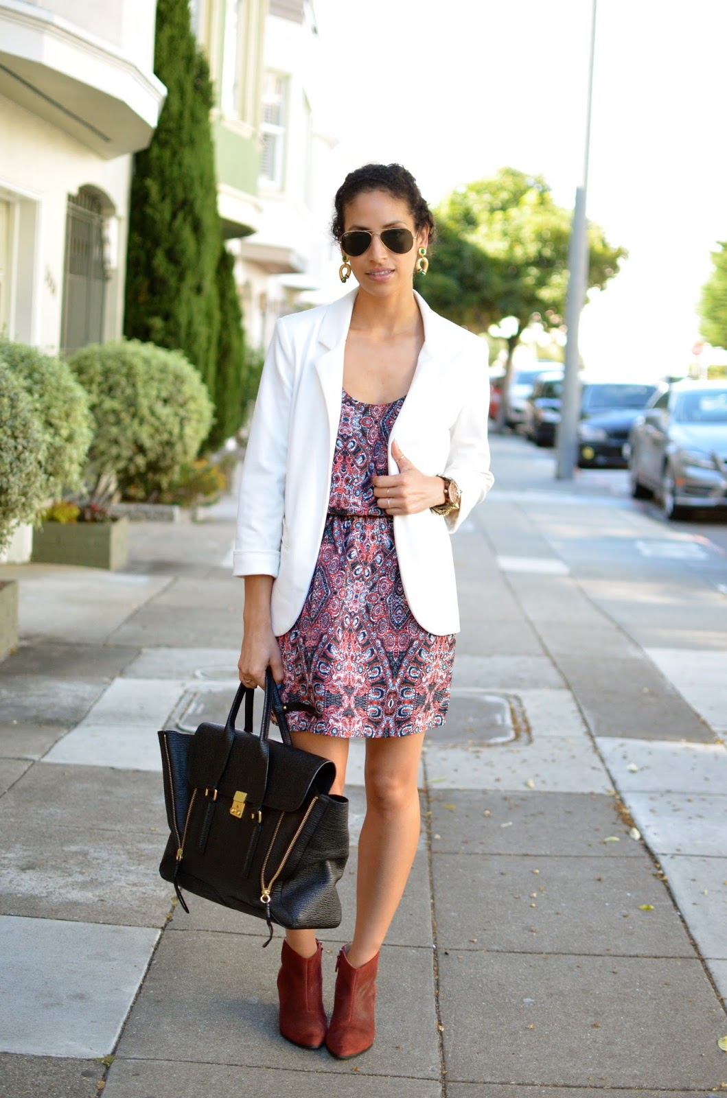 San Francisco style blog- street style, work chic, 3.1 Phillip Lim, Allergic to Vanilla