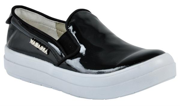 El contraste con la goma ancha blanca, hace de estas panchas una de las más versátiles. Van genial con shorts, polleras o jeans.
