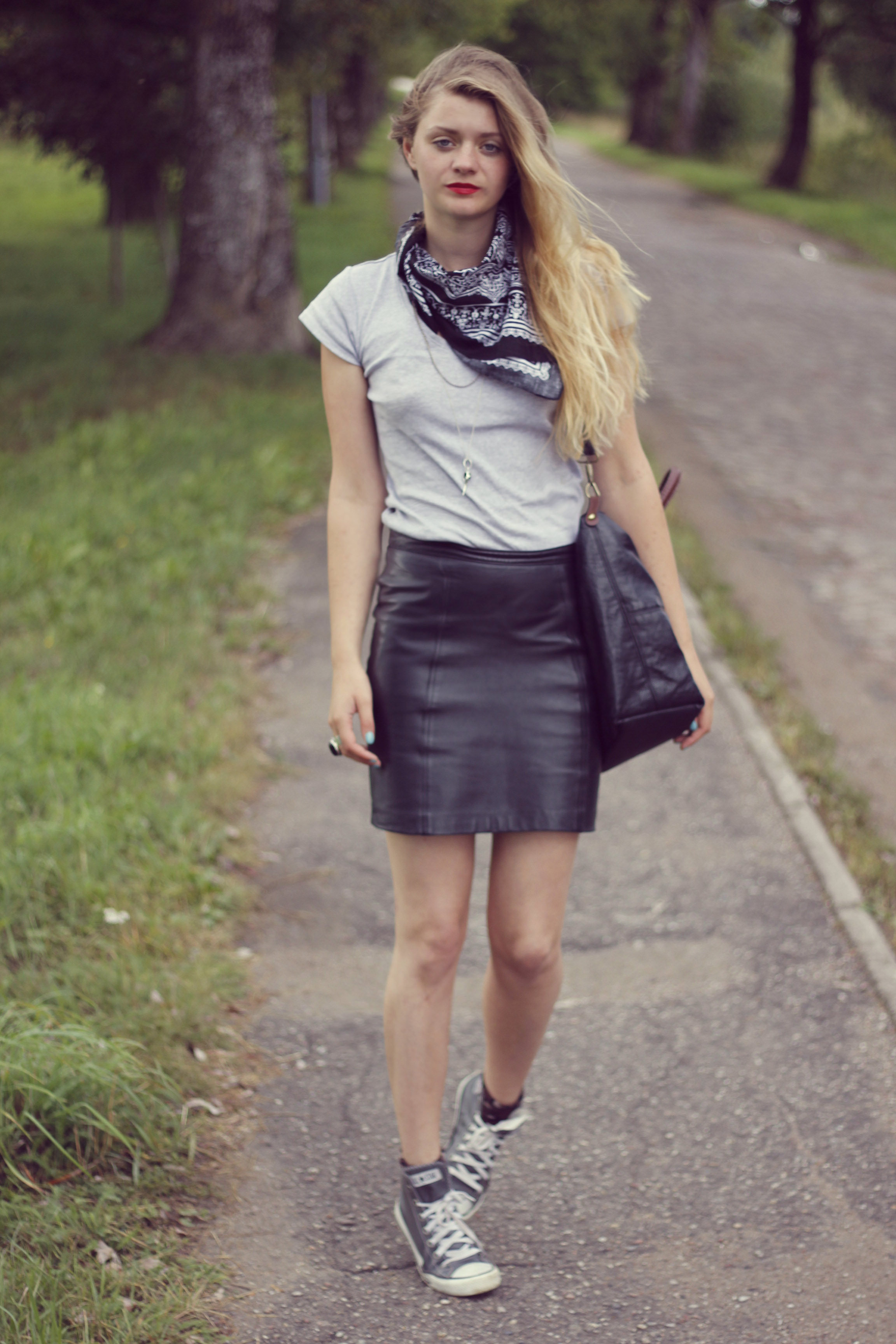 Tendencias Que Se Vienen Leather Fashion Diaries Blog De Moda