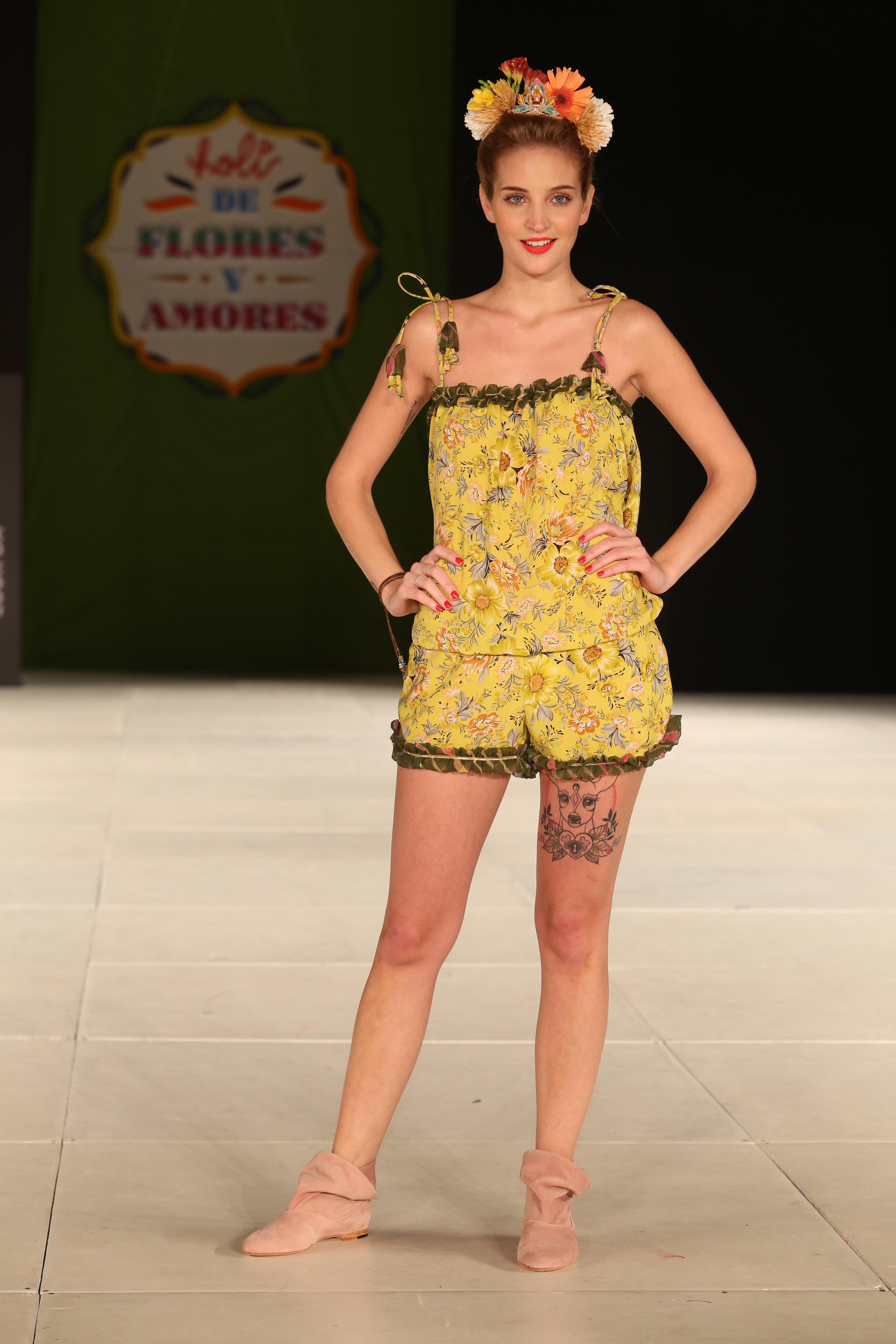 Holi presento su verano 15 en el marco del Designers Look BA (29)