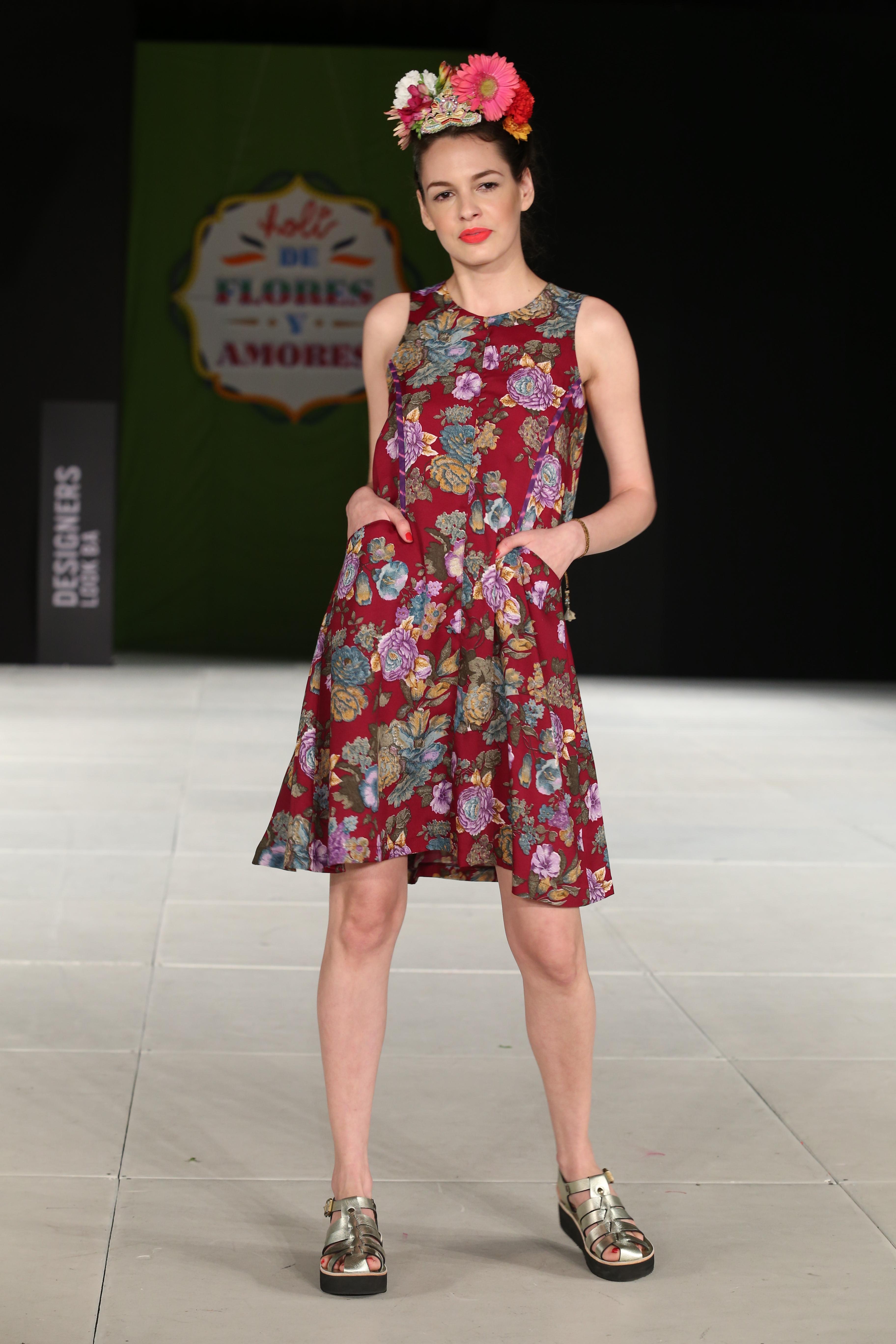 Holi presento su verano 15 en el marco del Designers Look BA (41)