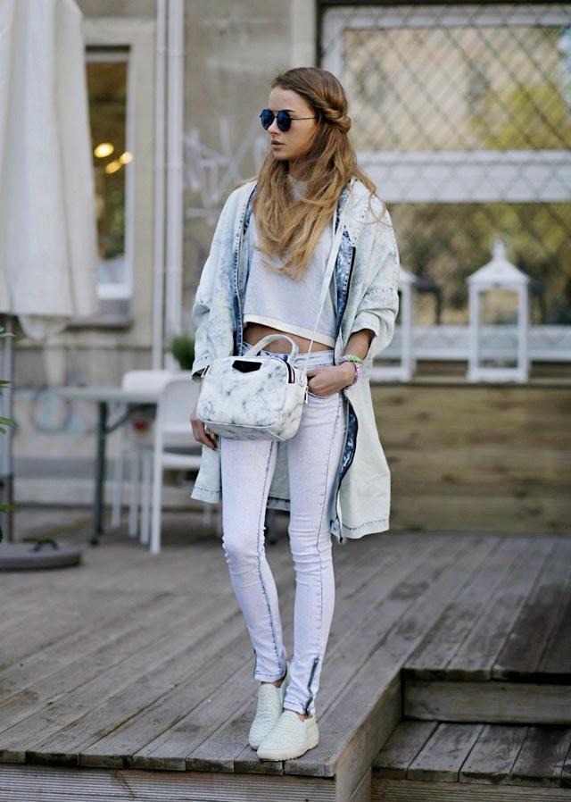 Cu00f3mo vestirse en du00edas de primavera u2013 Fashion Diaries | Blog de moda