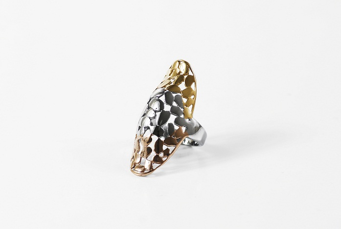 Forever Jewels - Anillo full finger