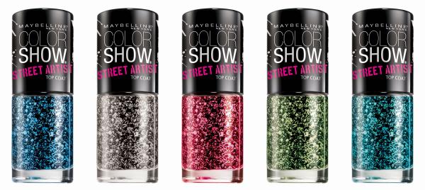 Maybelline lanzó nuevos tonos en su línea de esmaltes ColorShow. Decime si no son lo más para las fiestas y el verano!