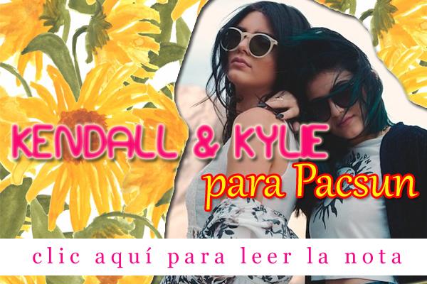 Amamos a Kendall y Kylie y sus estilos. Por eso, esta nota sobre su colección Back To School en Pacsun, fue de las más leídas.