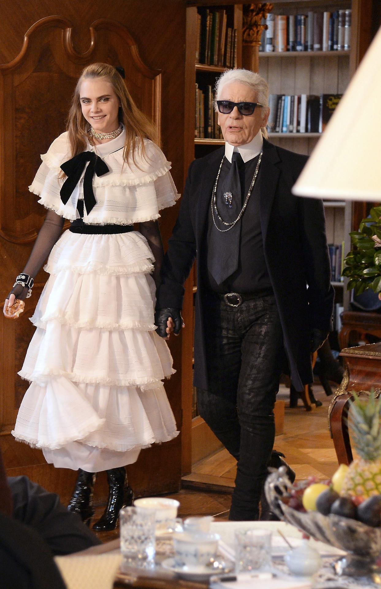 Chanel Metiers d'Art Show in Salzburg