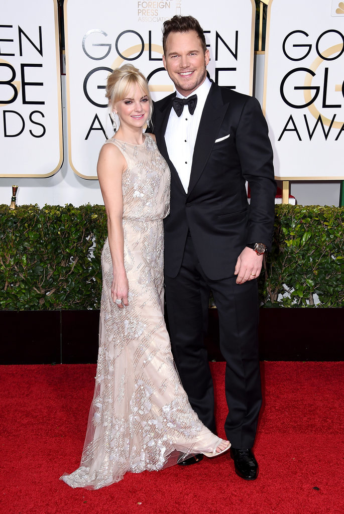 Chris-Pratt-Anna-Faris-Golden-Globes-2015