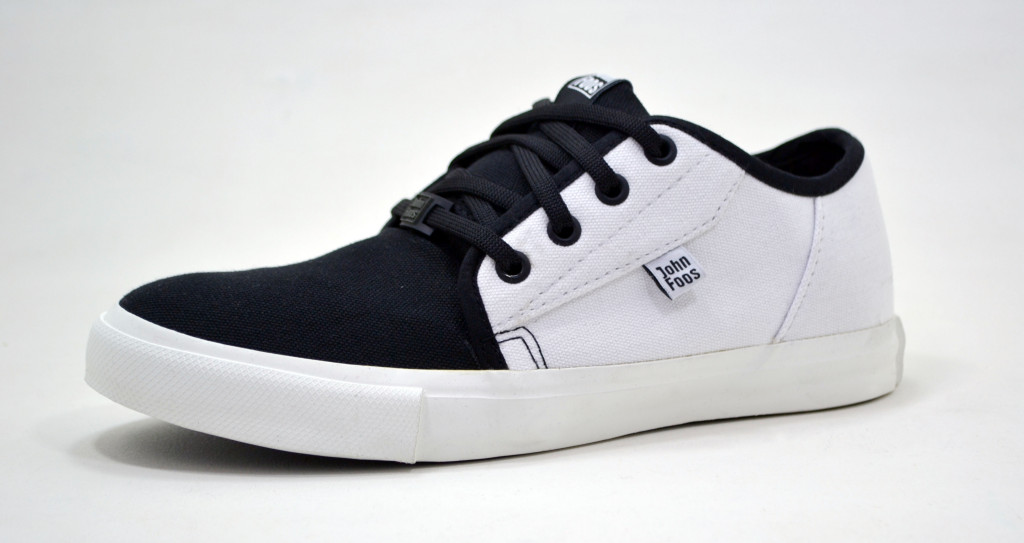 176 fin all canvas white