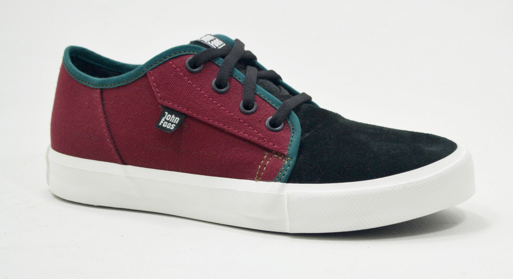 176 fin canvas red