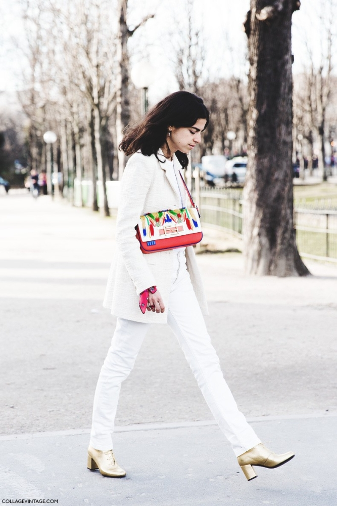 Paris_Fashion_Week-Fall_Winter_2015-Street_Style-PFW-Leandra_Medine_total_White_Outfit-790x1185-667x1000