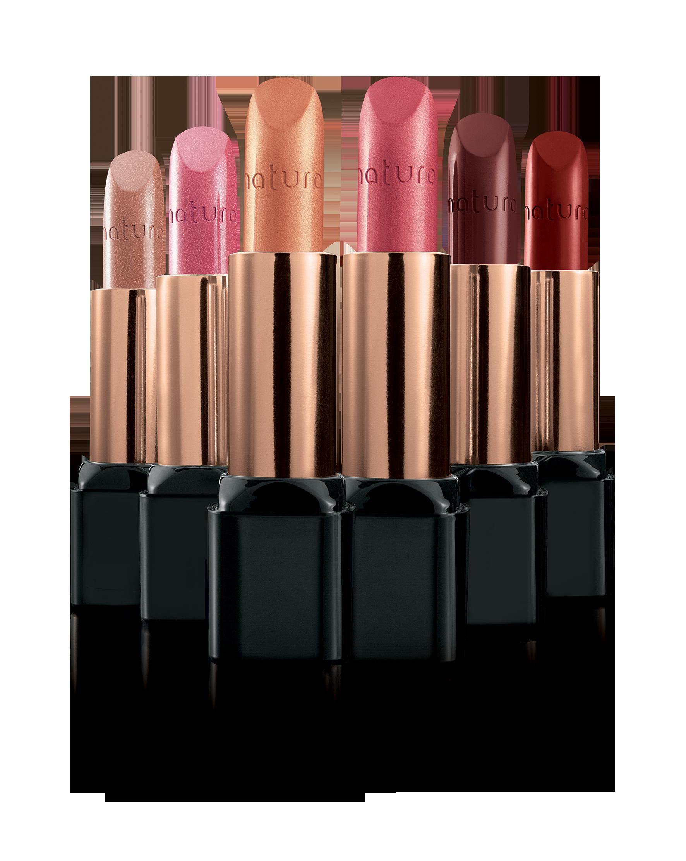 Los labiales efecto gloss cuestan $164 y vienen en tonos: Boca, Rosas, Coral, Rojo y Vino