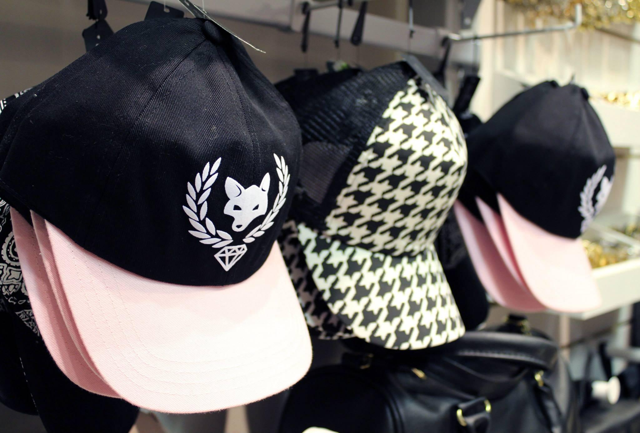 Caps Todo Moda