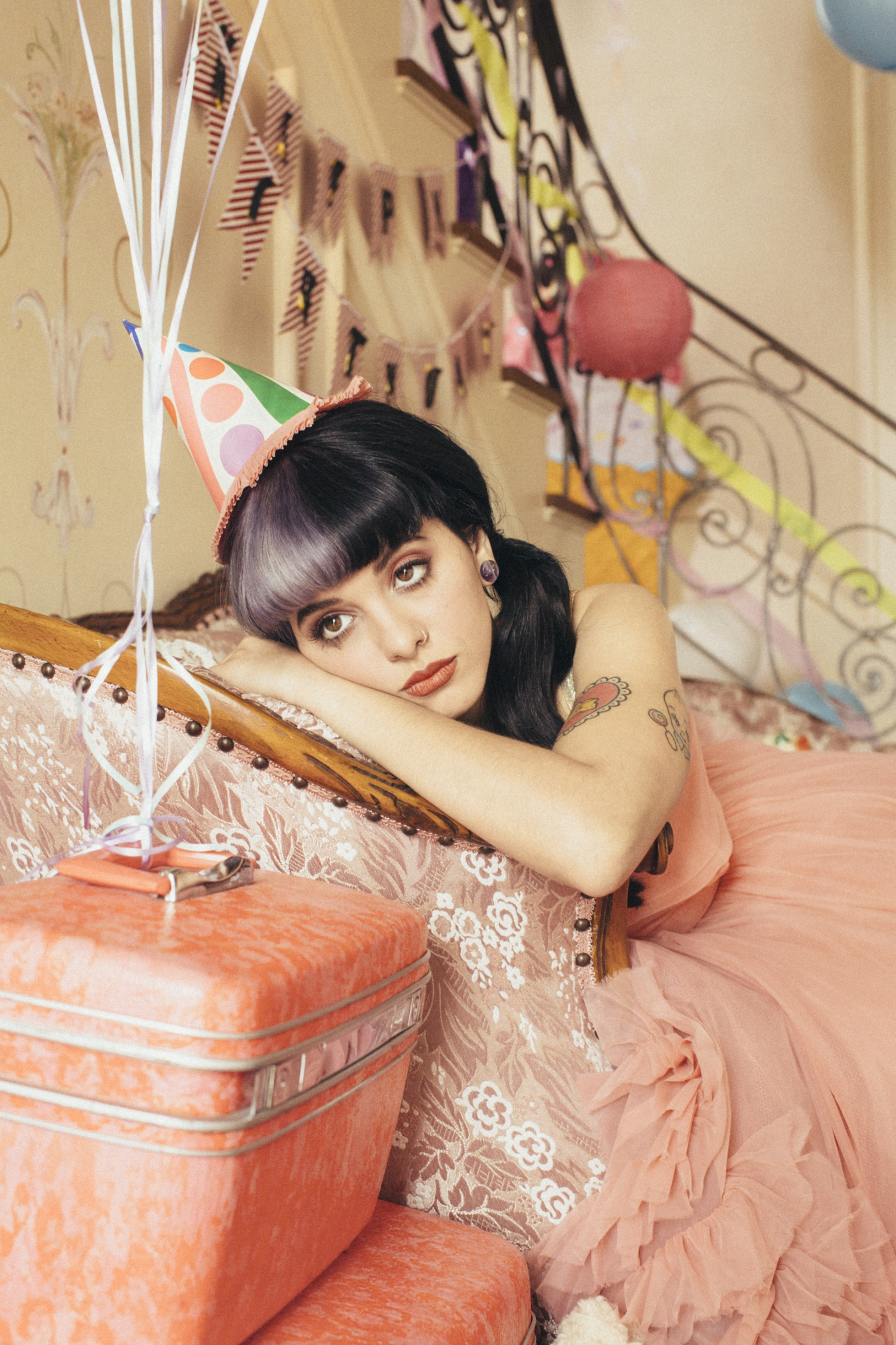 Melanie Martinez - Press 2 - Catie Laffoon