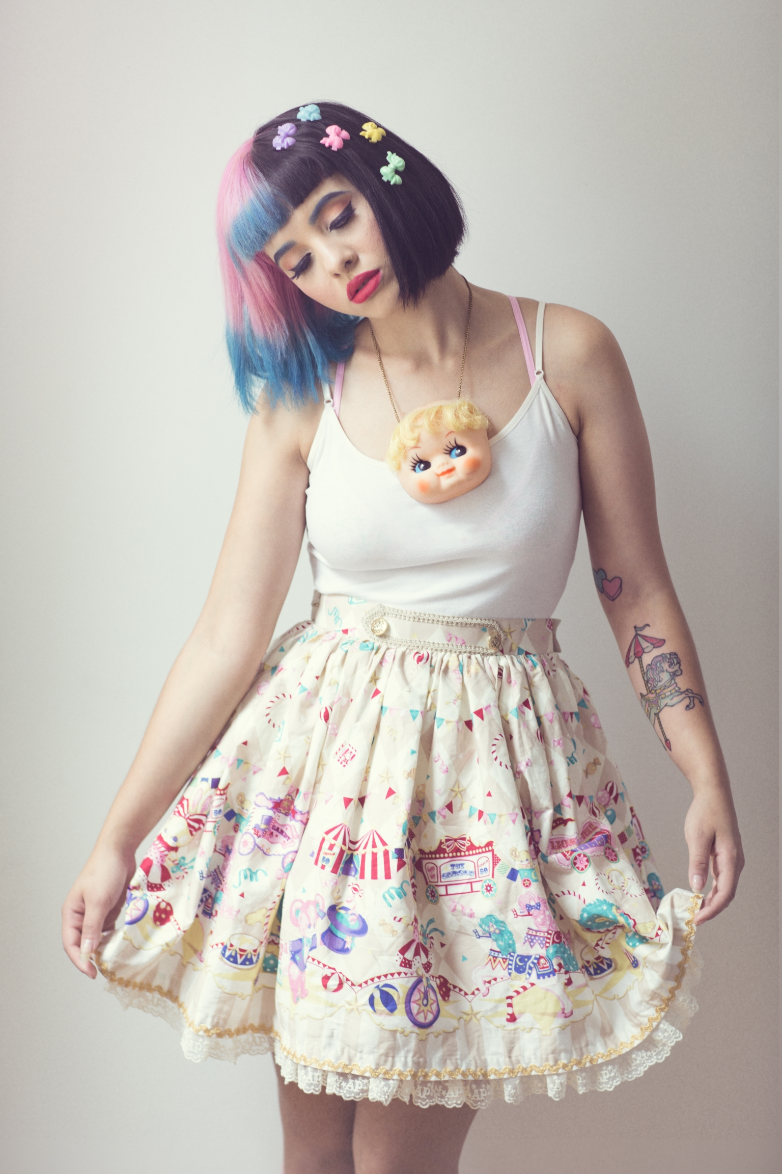 Melanie Martinez - Press Photo 2 - Credit Emily Soto