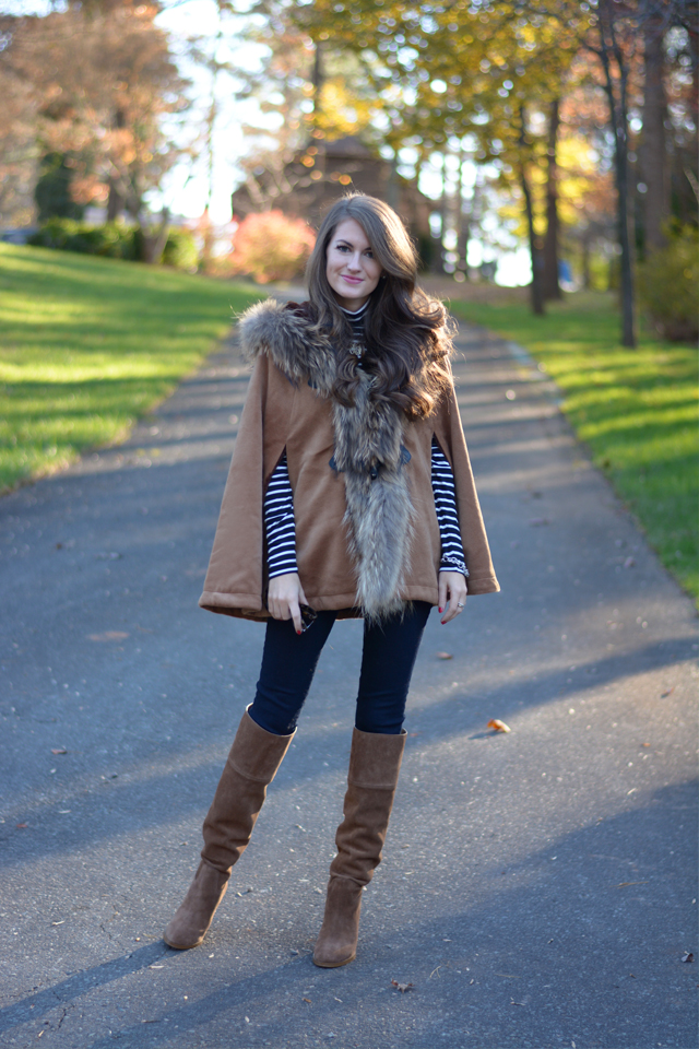 layering in the winter
