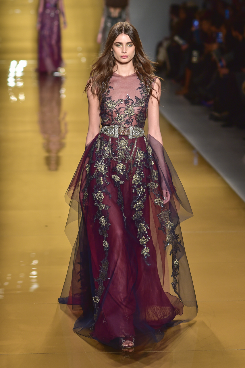 Taylor_Marie_Hill_Reem_Acra_FW_15_Show
