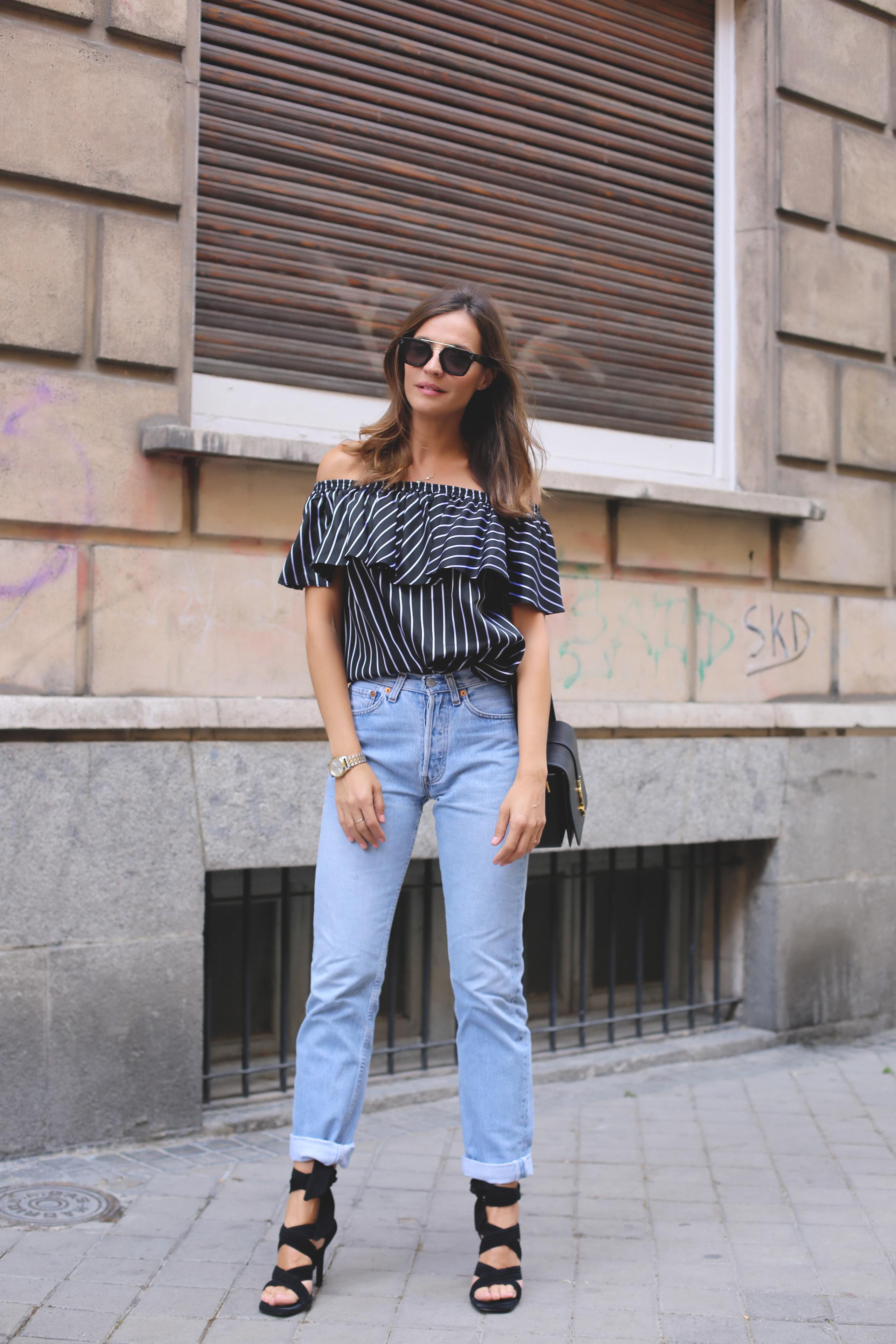 blusa_volante_street_style_ladyaddict_pinko_7