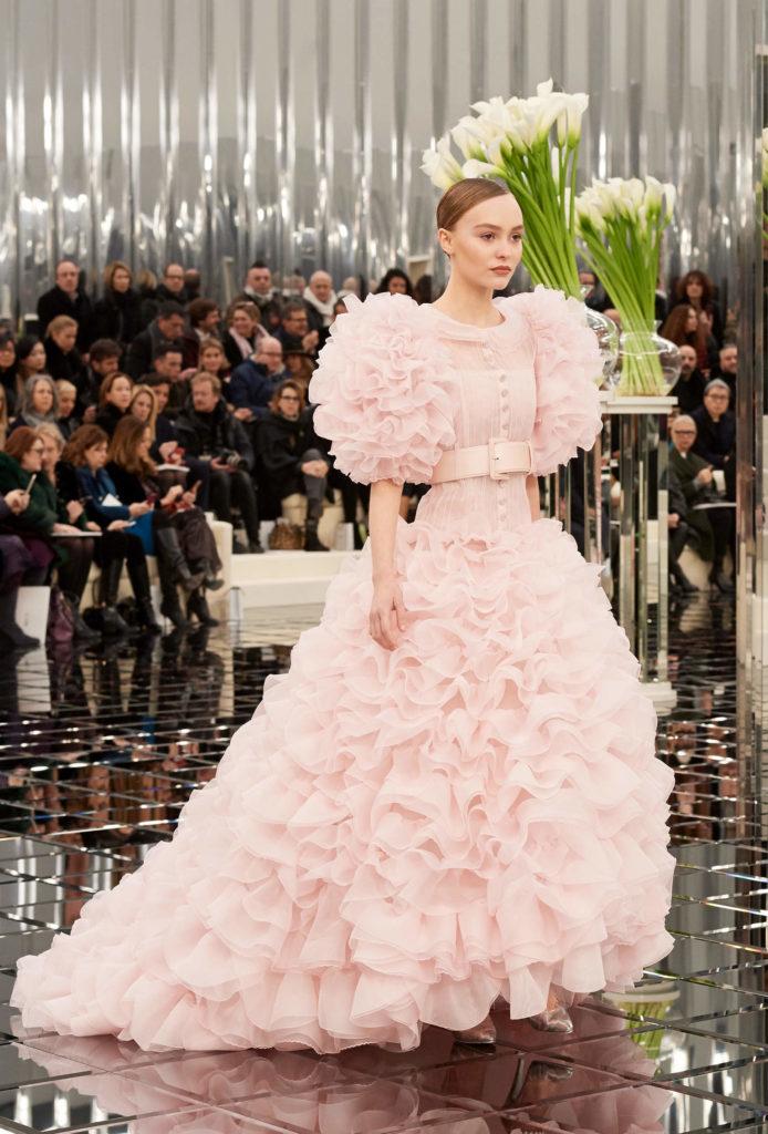 Dior y Chanel mostraron últimas sus colecciones de Alta Costura ...